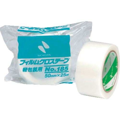 ニチバン ニチバン フィルムクロステープ185-50×30P 18550X30P
