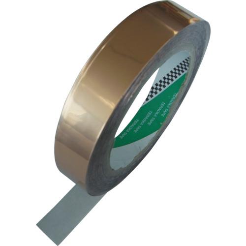 寺岡製作所 TERAOKA 導電性銅箔粘着テープNO.8323 10mmX20M 832310X20