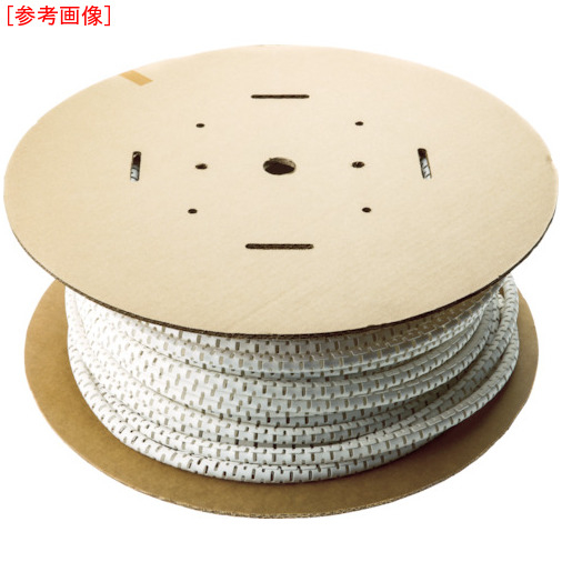 パンドウイットコーポレーション パンドウイット 電線保護材 パンラップ 難燃性白 PW75FRCY
