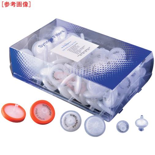 大阪ケミカル 大阪ケミカル MSシリンジフィルター PTFE (疎水性)  (100個入) PTFE013100
