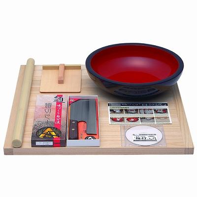豊稔企販 普及型麺打セット A-1200 4543983512000