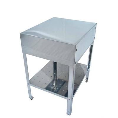 サンカ SANIDEA(サンイデア) ステンレスワークテーブル 450 SK-450W 4990127014669【納期目安:1週間】