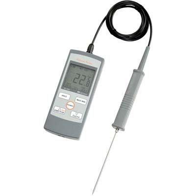 その他 熱研 防水ハンディ型白金デジタル温度計 プラチナサーモ SN-3400 BOVP6