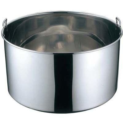 その他 エバーホット用 ステンレス内鍋(ライス・スープ兼用)大(φ360) EBM-0821500