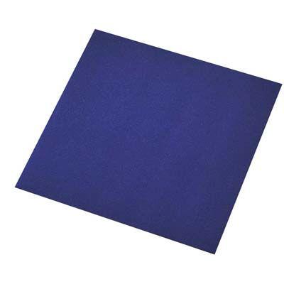 その他 デュニリンナフキン 4ツ折40角(600枚)ダークブルー(330657) EBM-0996110