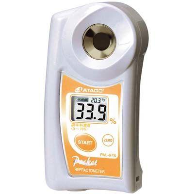 その他 デジタルポケット 調味料濃度計 PAL-97S EBM-1643600
