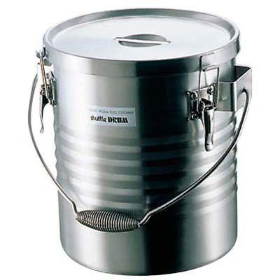 サーモス サーモス 18-8 保温食缶 シャトルドラム JIK-S10 ADV01010