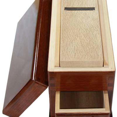 その他 木製 本職用 かつ箱 宗近 EBM-3082200