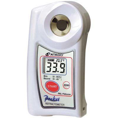 その他 デジタル ポケット糖度計 PAL-パティシエ EBM-3427900