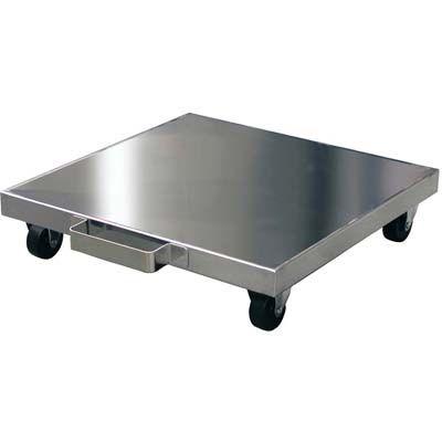 その他 ステンレス炊飯台車 RTK-400 400×400×120 EBM-4286300