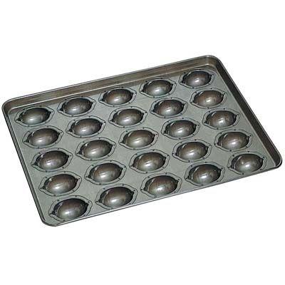 その他 シリコン加工 レモンケーキ型 天板(25ヶ取) EBM-5426000