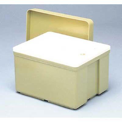 その他 保温保冷食缶 大 KC-220 グリーン 472×396 EBM-5559020