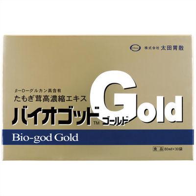 太田胃散 バイオゴッドゴールド 30袋入 4987033312194【納期目安:2週間】