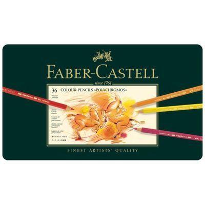 フェリッティ ファーバーカステル ポリクロモス 色鉛筆 36色 1セット 4005401100362【納期目安:2週間】