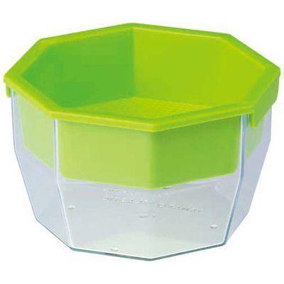 大好評です 送料無料 大和プラスチック キッチンファーム120 0.45L 4903266723361 割引も実施中 グリーン
