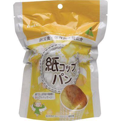 東京ファインフーズ 紙コップパン バター 100g*30コ入 4560475120000【納期目安:2週間】