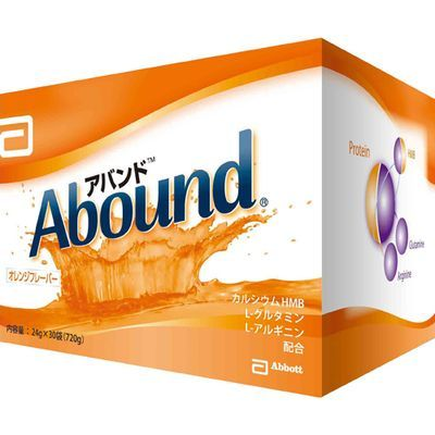 Abbott japan(アボットジャパン) アバンド オレンジフレーバー 24g*30袋入 4987439196930【納期目安:2週間】