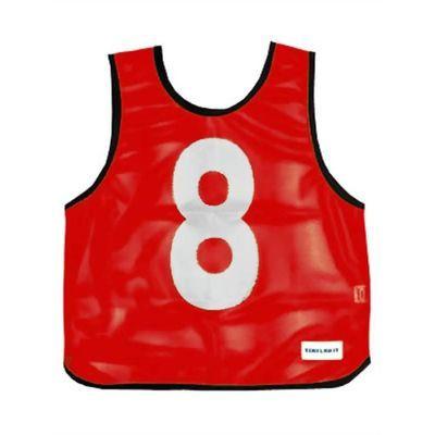 トーエイライト メッシュベストジュニア(1-10) 赤 B-7693R 1枚入 4518891031806【納期目安:2週間】