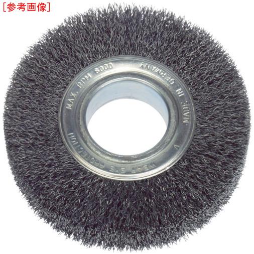 LESSMANN社 LESSMANN ホイルブラシ 200mm 0.3 鋼線 366163