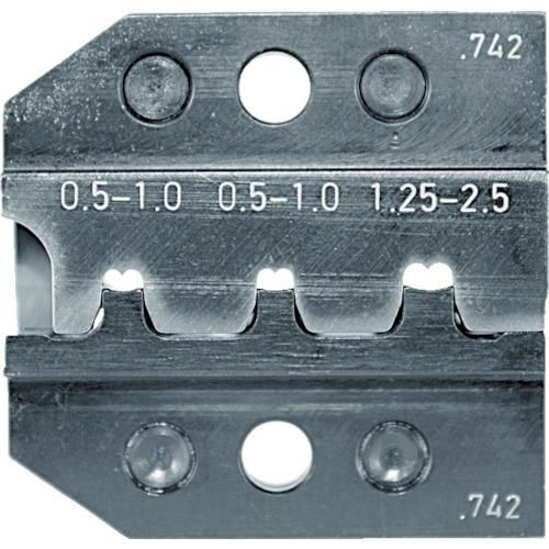 RENNSTEIG社 RENNSTEIG 圧着ダイス 624-742 オープンバレル接続端子 0.5- 62474230