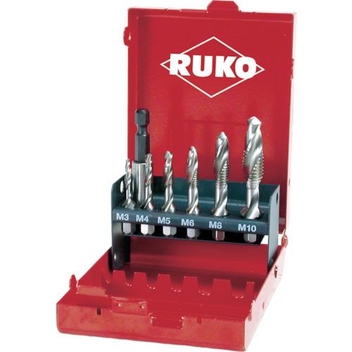 RUKO社 RUKO 六角軸タッピングドリル セット 270020