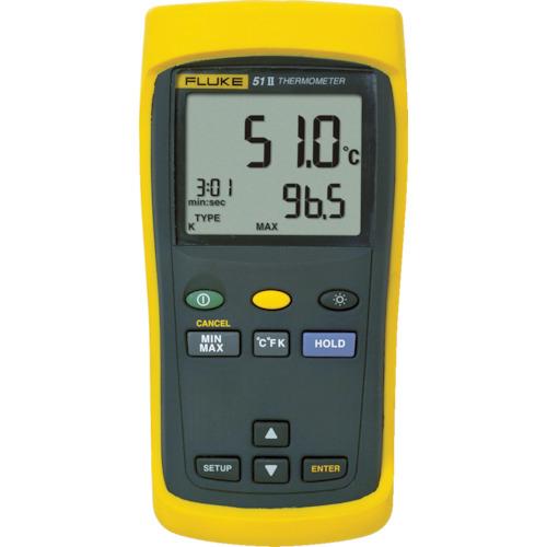 TFF フルーク社 FLUKE 温度計(1チャンネル) 512