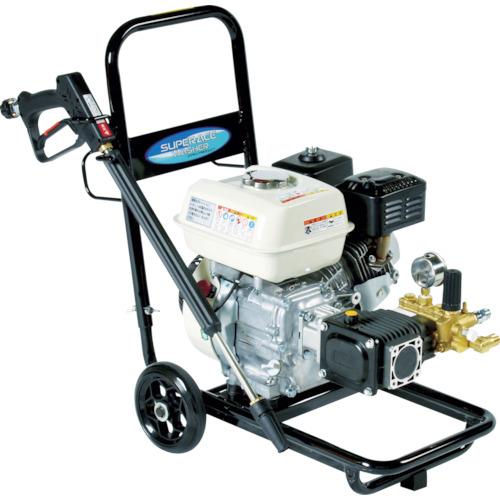 スーパー工業 スーパー工業 エンジン式高圧洗浄機SEC1015-2N(コンパクト&カート型) SEC10152N
