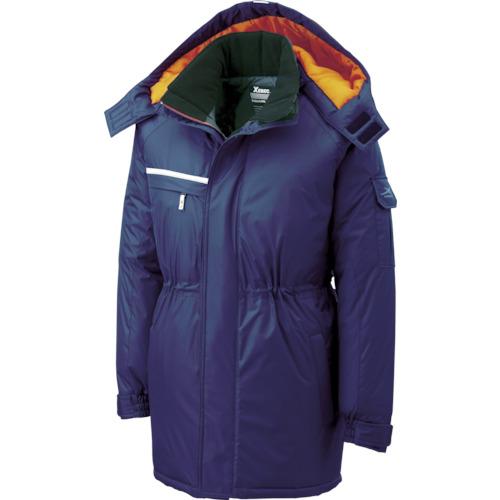 ジーベック ジーベック 581581防水防寒コート 紺 3L 581103L