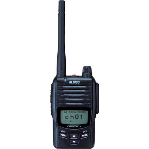 アルインコ アルインコ デジタル登録局無線機5W(RALCWI)大容量バッテリーセット DJDP50HB