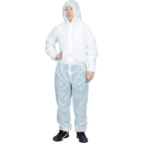 トラスコ中山 TRUSCO 保護服(1層タイプ) Lサイズ 50着入り TPSBL