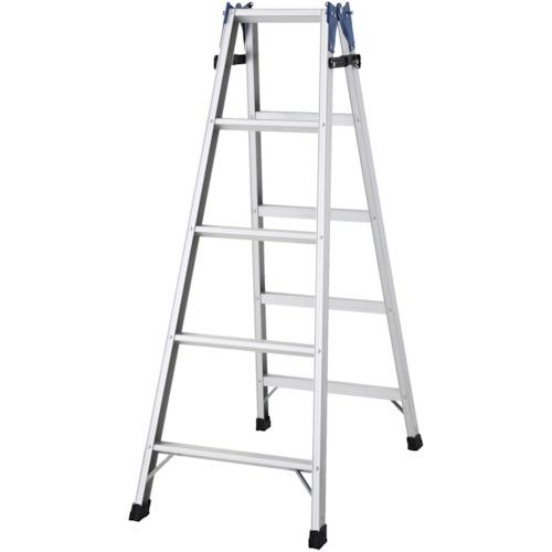 長谷川工業 ハセガワ アルミはしご兼用脚立 標準タイプ RD型 5段 RD15