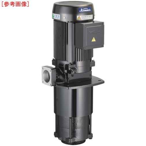 川本製作所 川本 浸漬式多段クーラントポンプ RCD40AE1.5