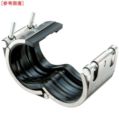 ショーボンドカップリング SHO-BOND カップリング ストラブ・クランプ Cタイプ 80A 水・温水用 C80EC