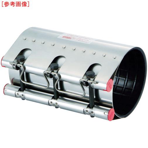 ショーボンドカップリング SHO-BOND カップリング ストラブ・ワイドクランプCWタイプ100A300 CW100N3
