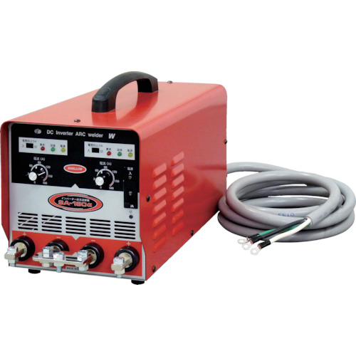 スワロー電機 スワロー 電機 インバーター直流溶接機 単相200V SA180A