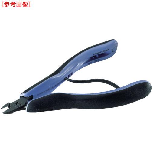 スナップオン・ツールズ リンドストローム 電子斜めニッパー 銅線切断Φ0.3~1.6 全長147.0mm RX8162