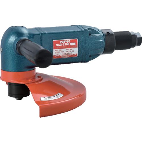日本ニューマチック工業 NPK アングルグラインダ 230mm用 10040 NAG230E