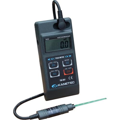 カネテック カネテック テスラメータ(磁束密度計) TM801