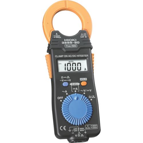 日置電機 HIOKI クランプオンAC/DCハイテスタ電流計 328820