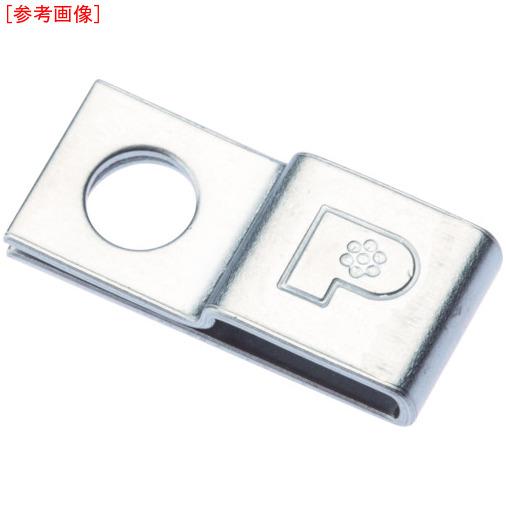 パンドウイットコーポレーション パンドウイット ステンレススチールマウント (100個入) MTM1H10C