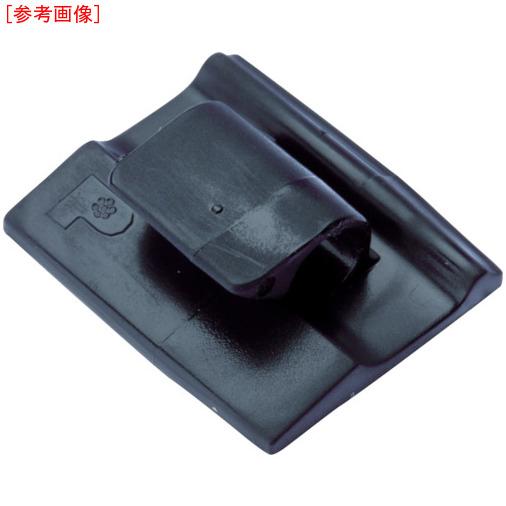 パンドウイットコーポレーション パンドウイット 固定具 コードクリップ ゴム系粘着テープ付 黒 (100個入) ACC62AC20