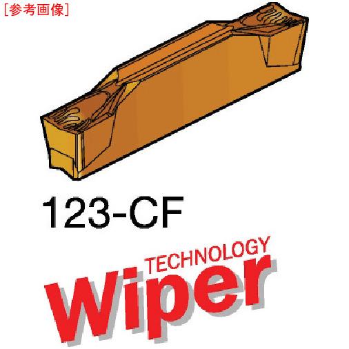 サンドビック 【10個セット】サンドビック コロカット2 突切り・溝入れチップ 2135 N123F202500001CF-F87162135