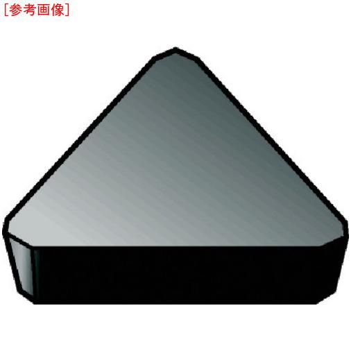サンドビック 【10個セット】サンドビック フライスカッター用チップ 3020 TPKN2204PDR-R87163020