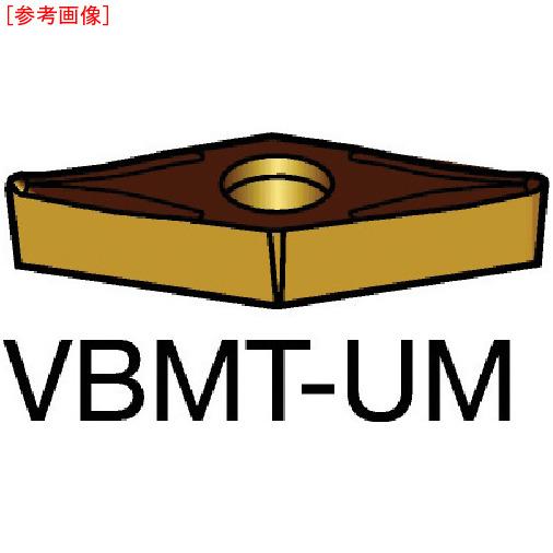 サンドビック 【10個セット】サンドビック コロターン107 旋削用ポジ・チップ 2025 VBMT160408UM-M87162025