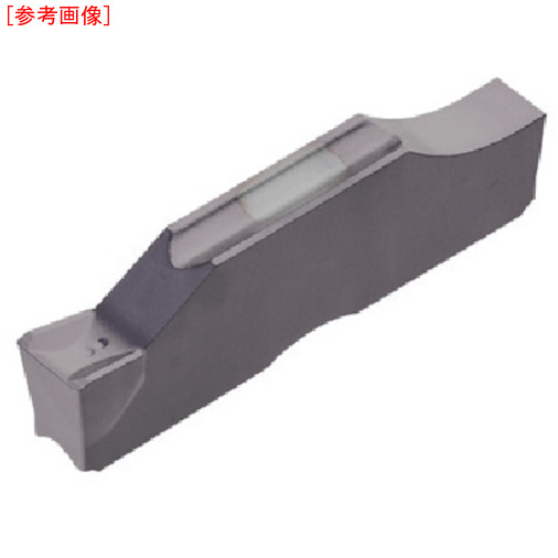 タンガロイ 【10個セット】タンガロイ 旋削用溝入れTACチップ GH130 SGM20206R