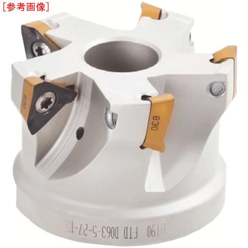 イスカルジャパン イスカル ヘリIQミル フェースミル ホルダー HM390FTDD063425.415