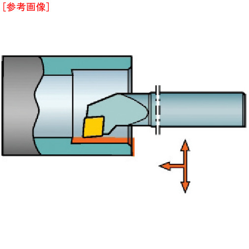 限定版 サンドビック サンドビック ボーリングバー A25TPCLNL12:爆安!家電のでん太郎-DIY・工具