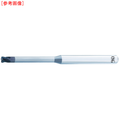 オーエスジー OSG 超硬エンドミルWXスーパーコート(高精度ブルノーズ) 3103024 WXSCPR3XR0.2X1X50