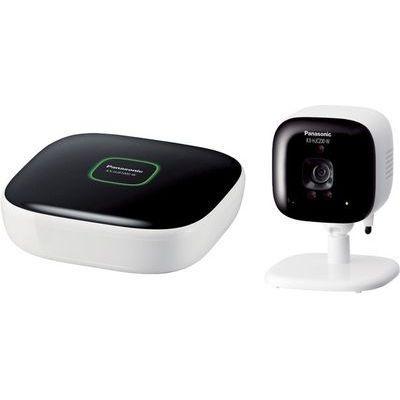 パナソニック ホームネットワークシステム 「スマ@ホーム システム」 屋内カメラキット ホワイト KX-HJC200K-W【納期目安:3週間】
