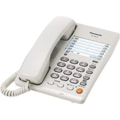 電話機 子機なし VE-F39-W パナソニック